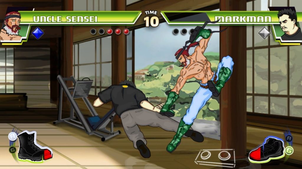 Divekick screenshot1