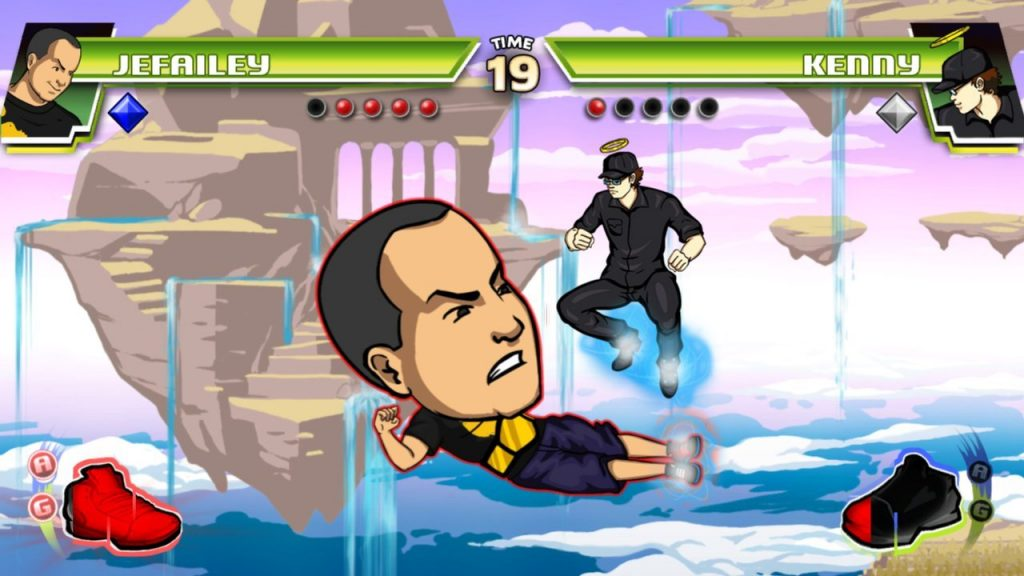 Divekick screenshot2