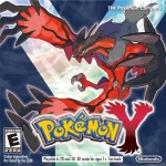 Pokemon Y Cover