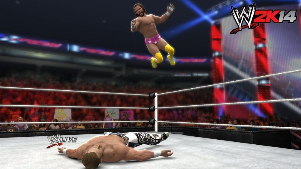 WWE 2k14 Screenshot1
