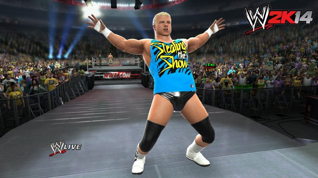 WWE 2K14 Screenshot2