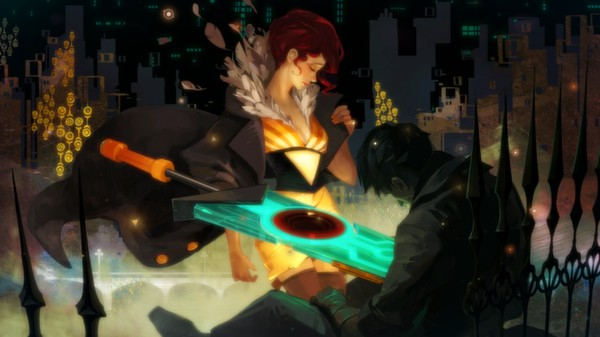 Transistor Screenshot 1