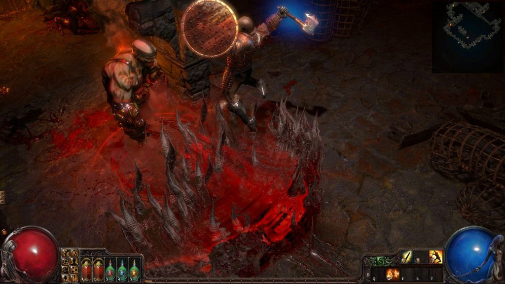 Path of Exile Screen 01