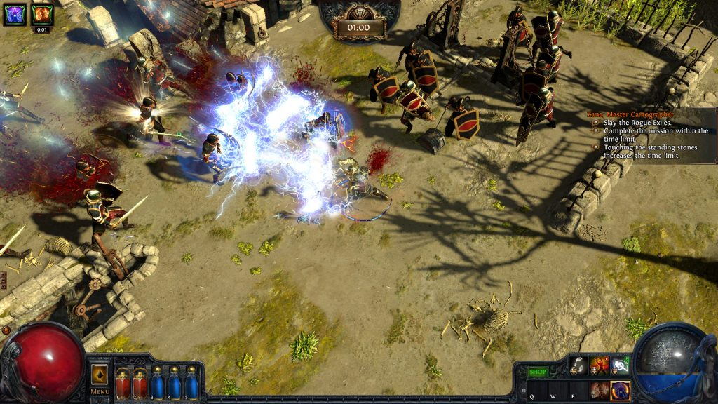 Path of Exile Screen02
