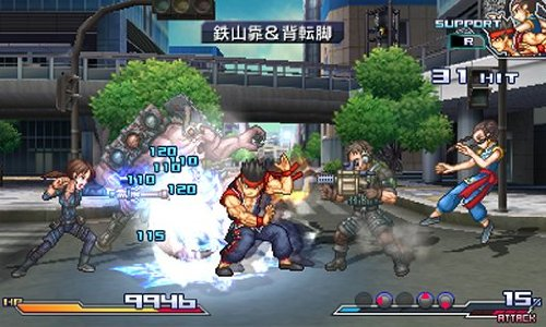 Project X Zone Screen02