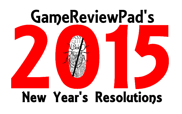 New YearsResolutions2015