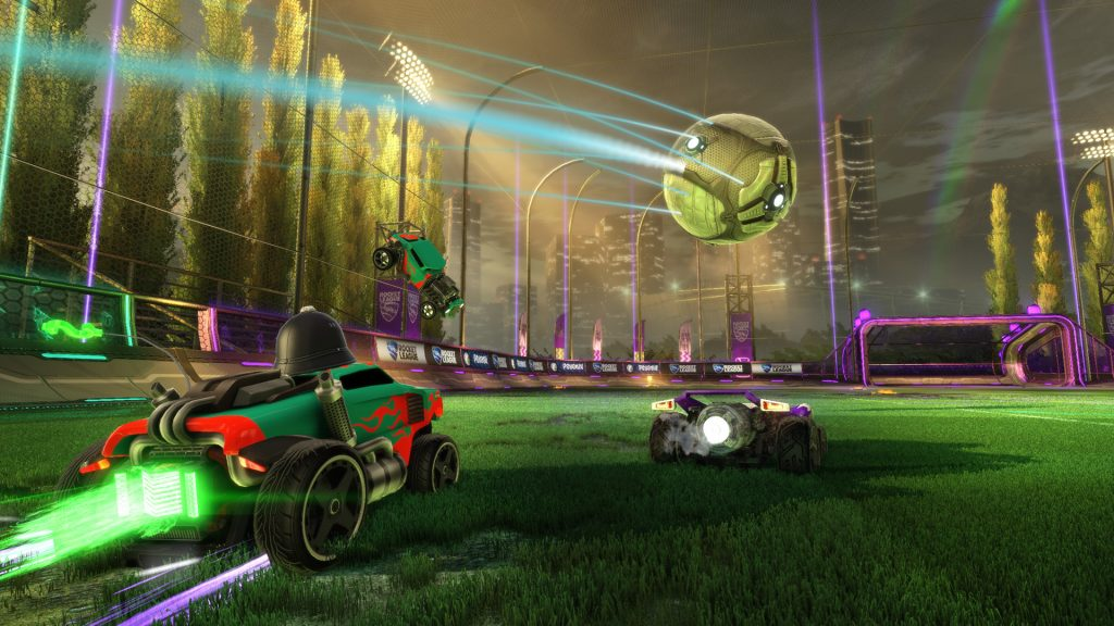 Rocket League Review (PS4) | GameReviewPad