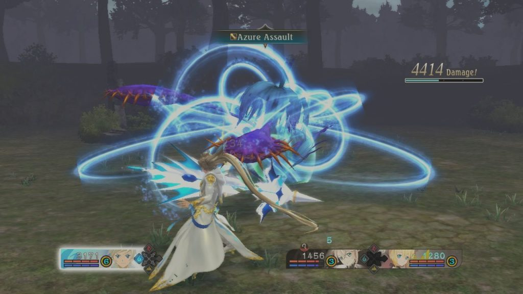 Tales of Zestiria (PS4) Screenshot