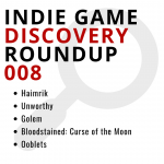 Indie Game Discovery Roundup 008