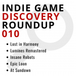 Indie Game Discovery Roundup 010