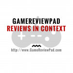 GameReviewPad 2018 Logo