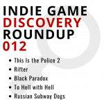 Indie Game Discovery Roundup 012