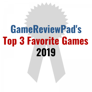 Top 3 Favorite Games of 2019