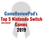 Top 5 Nintendo Switch Games of 2019