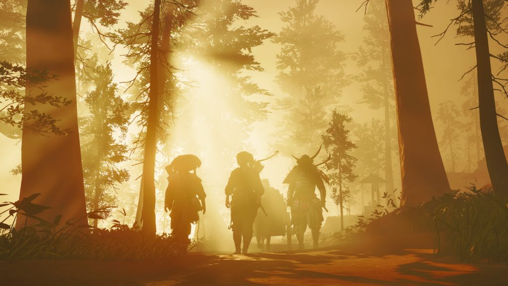 GRP Ghost of Tsushima Photo Mode 05