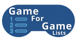 Game for Game Lists